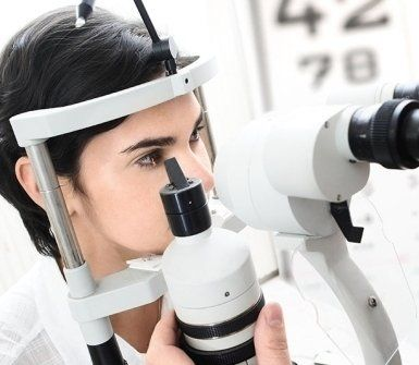 esame optometrico