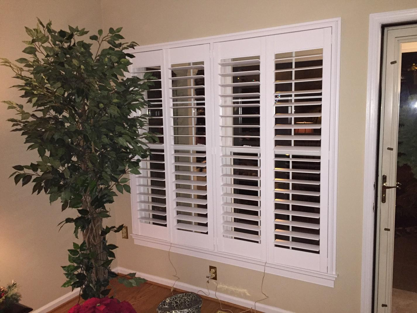 Pros And Cons Of Plantation Shutters In