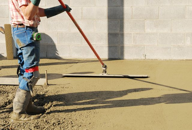 Quality Concrete Supplies