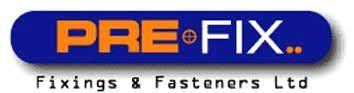 PRE-FIX Fixings logo