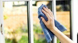lavaggio vetri