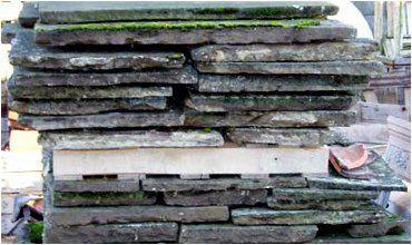 Wide range of stone