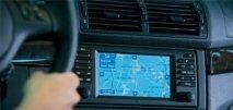 vetture con climatizzatore e navigatore satellitare