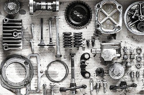 pezzi di ricambio moto