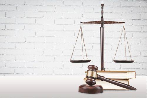la bilancia della giustizia