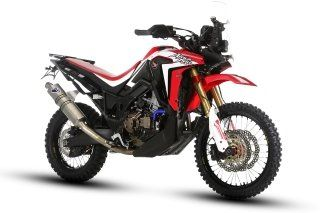 Africa Twin Rally