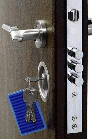 porte serratura blindata