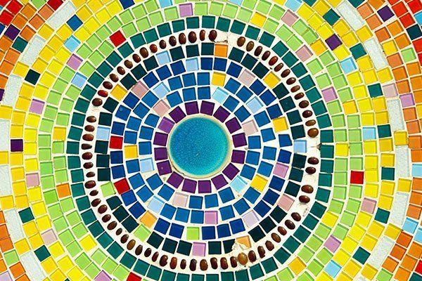 Мозаика 4М в Арагоне