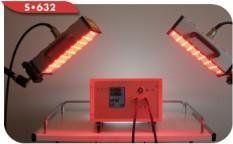 Apparecchiatura tecnica per terapia fotodinamica