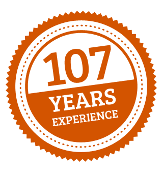 107 years experience