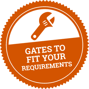 Overcare - gates to fit your requirements