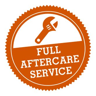 Full aftercare service for garage doors
