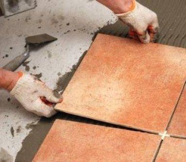 posa pavimento, muratore, edilizia