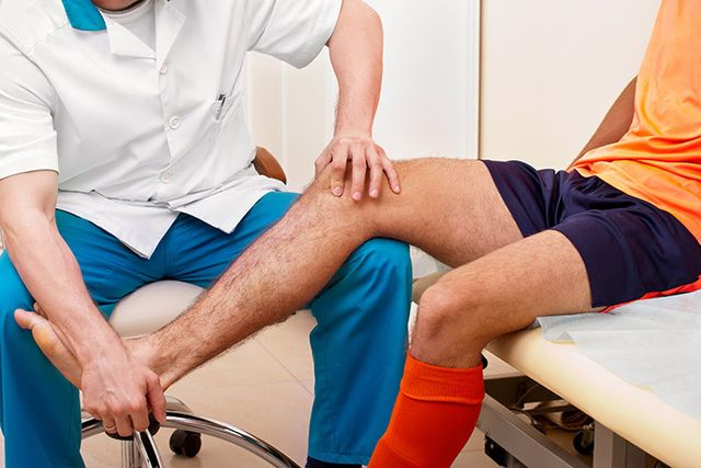 Sports injury services
