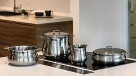 attrezzature per la cucina