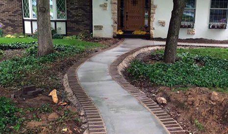 Concrete Sidewalks - Central Illinois