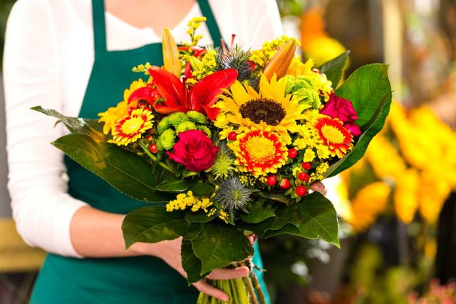 Floral bouquets from our Christchurch florist