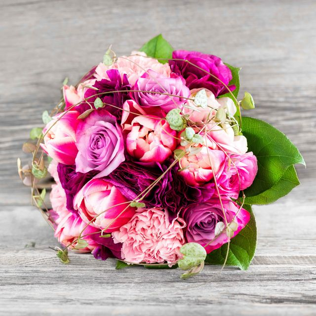 exceptional selection of floral bouquets