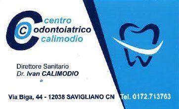 CENTRO ODONTOIATRICO CALIMODIO -logo