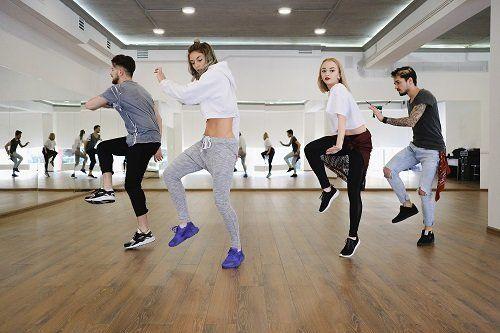 bellerini di danza moderna
