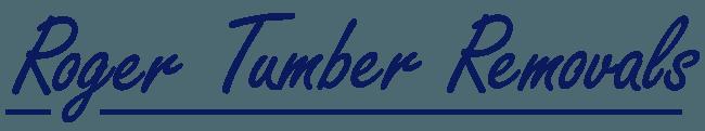 Roger Tumber Removals company logo