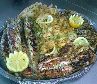 paranza di pesce
