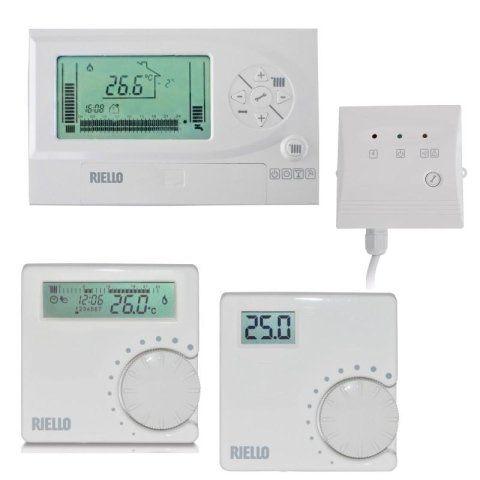 termostati riello