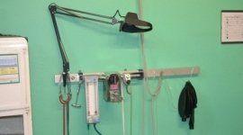apparecchiatura per interventi chirurgici