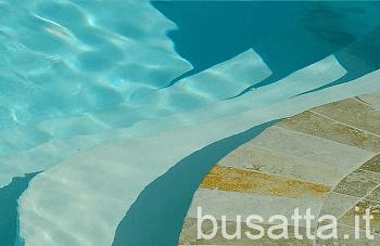 scale piscina