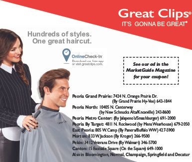 great clips haircuts