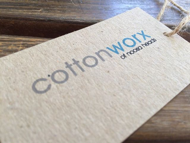 Cottonworx label