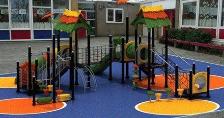 educational building refurbishment