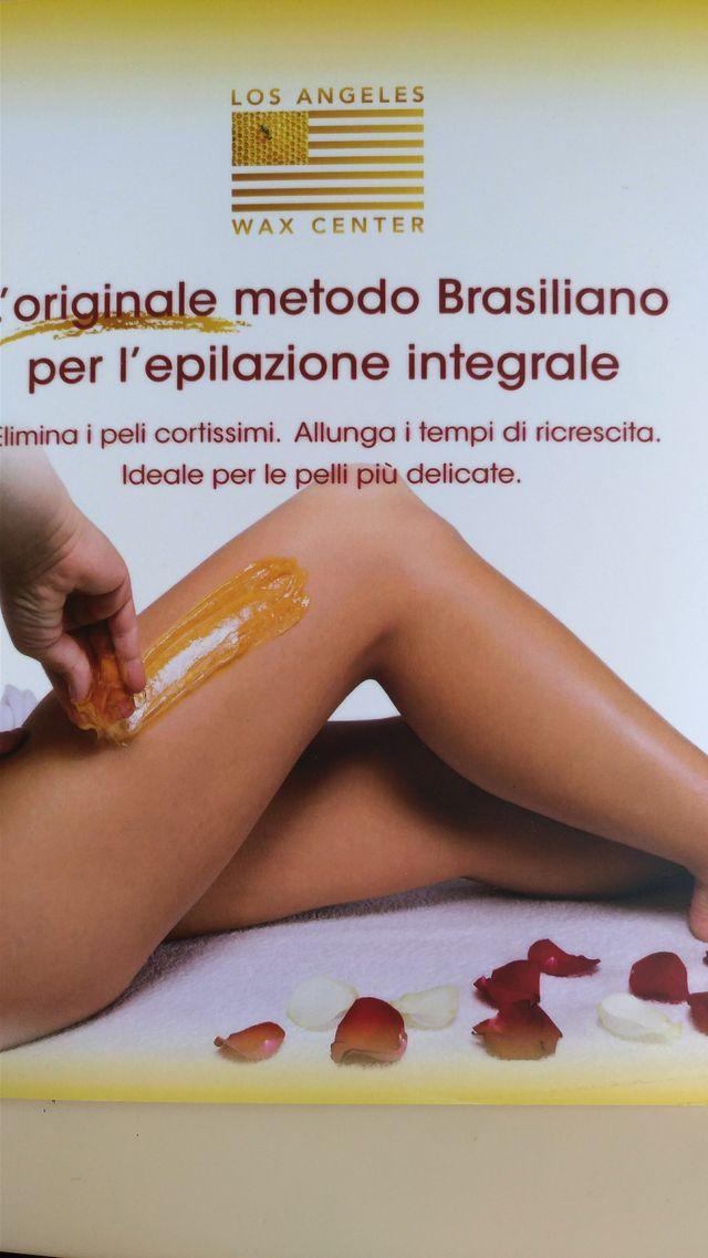 pubblicità sulla ceretta brasiliana