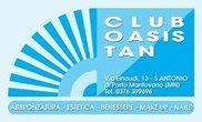 Club Oasis Tan - Logo