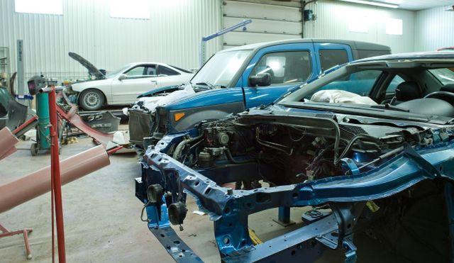 Visit our motor repairs workshop in Wellington