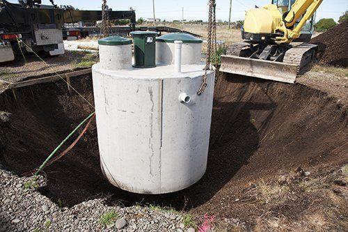 Septic Tank Installation Dobson, NC