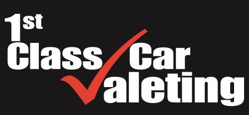 1st Class Car Valeting Logo | Mobile Car Valeting in Bristol