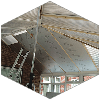 Conservatory Roof Insulation In Norfolk