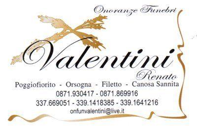 Onoranze Funebri Valentini Renato - logo