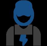 icona elettricista