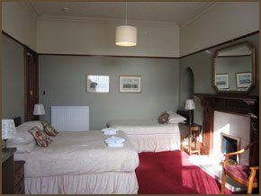You can expect clean and comfortable beds in the Granville Guest House