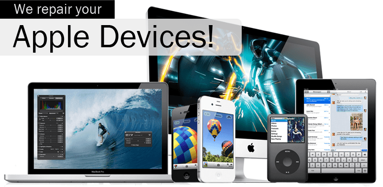 Apple devices repair