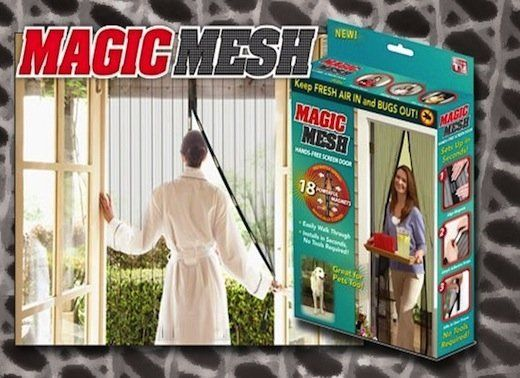 Magic Mesh - Home Page / Blog Image