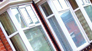 double glazed bay windows