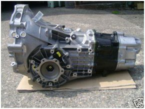 Audi Gearbox