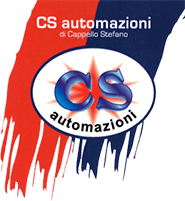 CS AUTOMAZIONI - LOGO