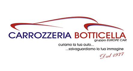 CARROZZERIA EUROPE CAR BOTTICELLA-LOGO