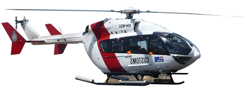Helicopter training by ice aviation