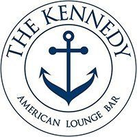 THE KENNEDY AMERICAN LOUNGE BAR logo