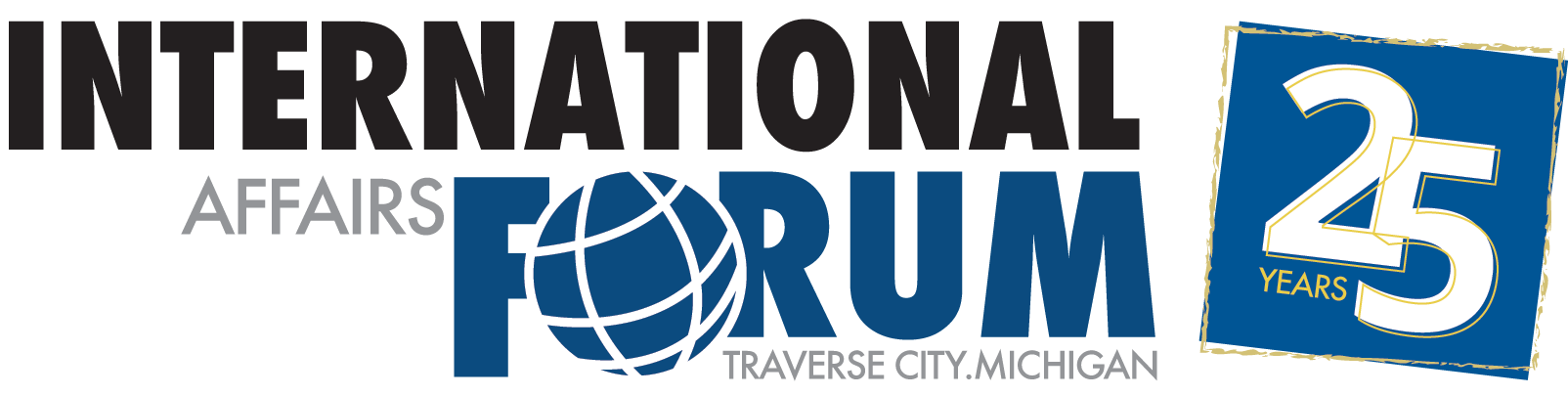 Inetrnational Affairs Forum logo